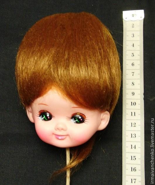 Куклы и игрушки ручной работы. Ярмарка Мастеров - ручная работа. Купить Винтажные кукольные  головки для творчества (куклы Бредли). Handmade.