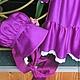 Шапки и шарфы ручной работы. Заказать Капор, шапочка,боннет.. ' Нежный возраст'. Ярмарка Мастеров. Шапочка для девочки, роккоко