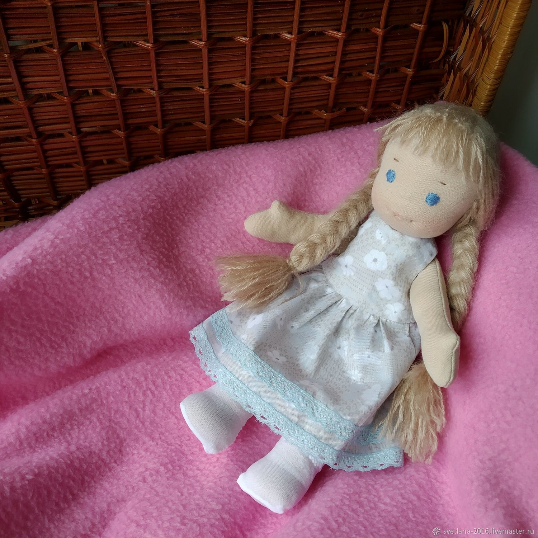 Вальдорфская кукла, Вальдорфская игрушка, Челябинск, Фото №1