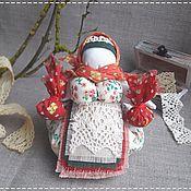 Куклы и игрушки ручной работы. Ярмарка Мастеров - ручная работа Народная кукла Кубышка-травница. Handmade.