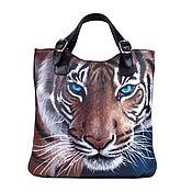 Сумки и аксессуары handmade. Livemaster - original item The average bag of