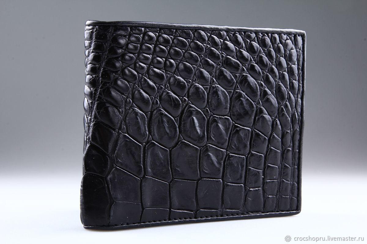 Wallet crocodile leather IMA0022B5, Wallets, Moscow,  Фото №1