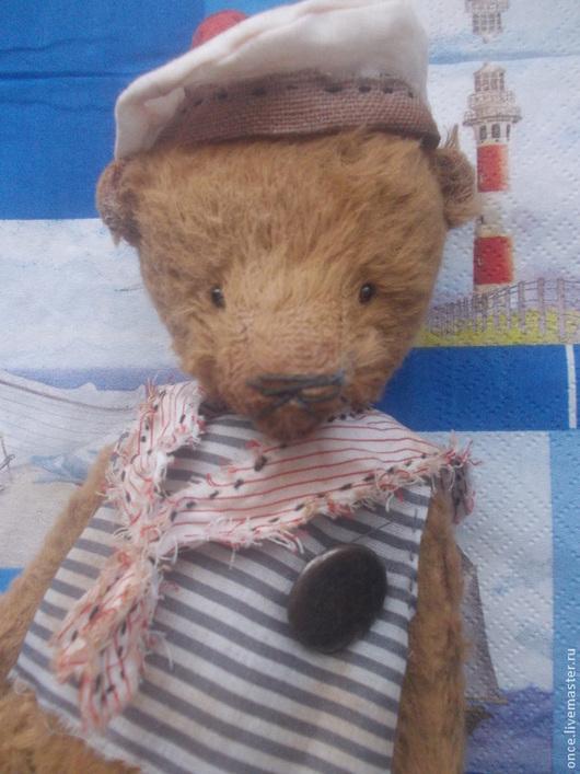 Мишки Тедди ручной работы. Ярмарка Мастеров - ручная работа. Купить Костик. Handmade. Мишка, коричневый