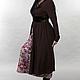 Платья ручной работы. Vacanze Romane-1042. deRvoed Lena. Интернет-магазин Ярмарка Мастеров. Трикотажное платье, стильное платье