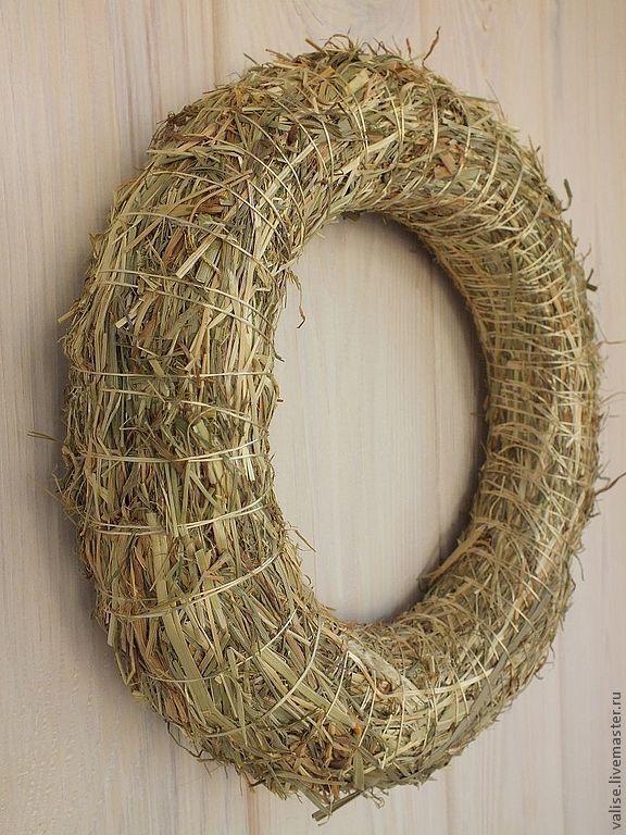 Основа для венка из сена