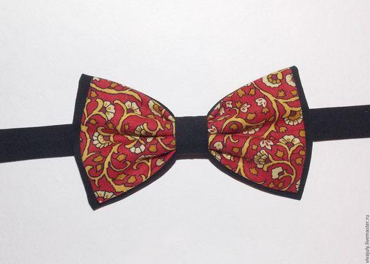 Галстуки, бабочки ручной работы. Ярмарка Мастеров - ручная работа. Купить Галстук - бабочка. Handmade. Бордовый, галстук, бабочка, свадьба