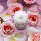 Косметика ручной работы handmade. Livemaster - original item Cream to neckline, SILK ROSE 30. Handmade.