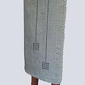 Одежда ручной работы. Ярмарка Мастеров - ручная работа Юбка летняя льняная. Handmade.