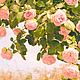 Романтические розовые розы - Купить фотокартину для интерьера - красивый подарок на свадьбу или день рождения. © Елена Ануфриева