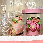 Композиции ручной работы. Ярмарка Мастеров - ручная работа Композиции: экспозиция в коробке аквариум. Handmade.