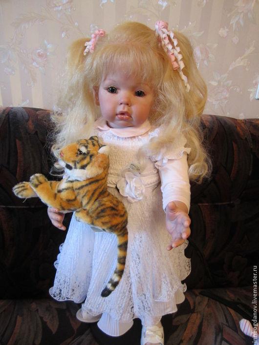 Куклы-младенцы и reborn ручной работы. Ярмарка Мастеров - ручная работа. Купить Кукла реборн Баська. Handmade. Куклы реборн