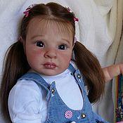 Куклы и игрушки ручной работы. Ярмарка Мастеров - ручная работа Антонина - 2! Кукла реборн! (Rowan by Jessica Schenk). Handmade.