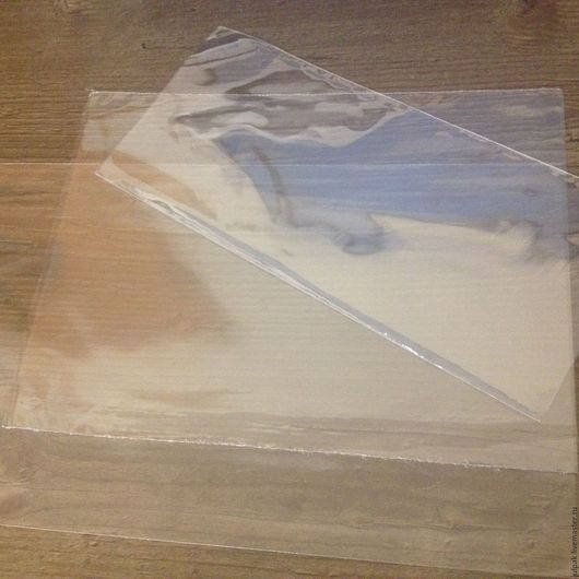 Упаковка ручной работы. Ярмарка Мастеров - ручная работа. Купить Пакет 8х18 упаковочный п/п прозрачный. Handmade. Упаковочный пакет