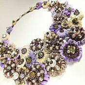 Украшения handmade. Livemaster - original item Fairy Pearl Lilac. Necklace.. Handmade.