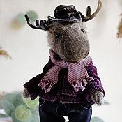 Куклы и игрушки ручной работы. Ярмарка Мастеров - ручная работа Лосик Эдвард. Handmade.