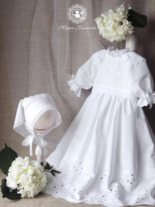 Baptismal set 'Inspiration', Baby Clothing Sets, Balakovo,  Фото №1