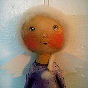 Подарки к праздникам ручной работы. Ярмарка Мастеров - ручная работа ангелочек. Handmade.