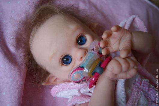 Куклы-младенцы и reborn ручной работы. Ярмарка Мастеров - ручная работа. Купить кукла реборн эльфик из молда  Ofelia by Olga Auer. Handmade.