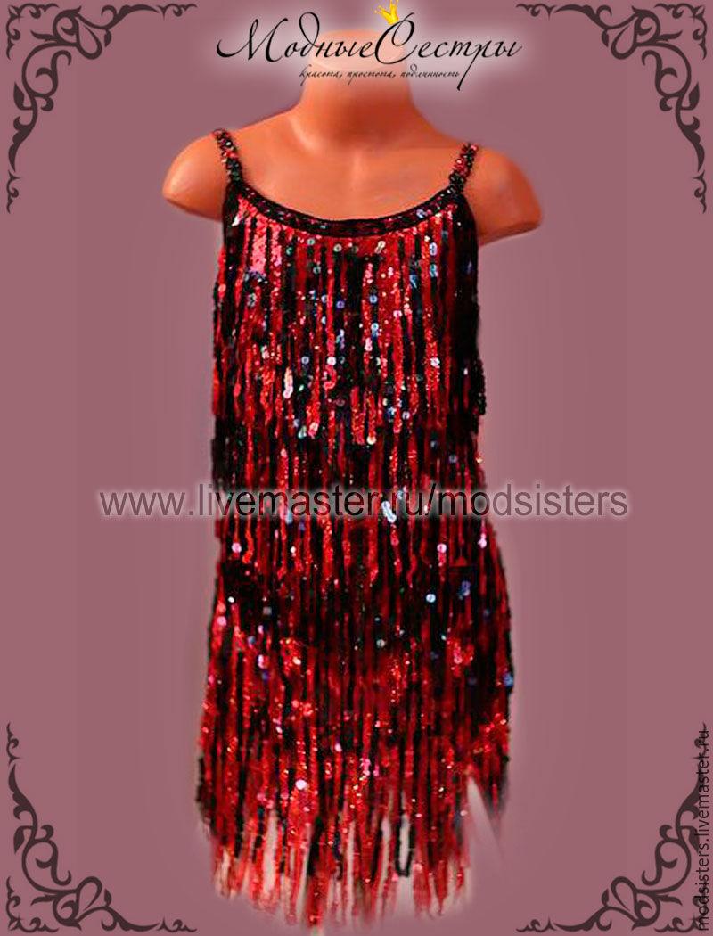 Платье диско фото