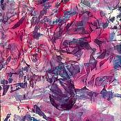 Картины и панно ручной работы. Ярмарка Мастеров - ручная работа Картина Розовый сон. Handmade.