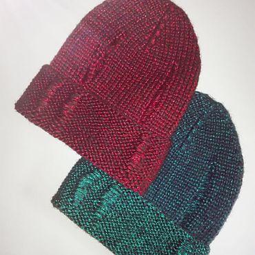 Одежда ручной работы. Ярмарка Мастеров - ручная работа Шапка Хипстер.Шапка бини.Осенняя шапка.Зимняя шапка. Handmade.