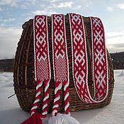 Аксессуары handmade. Livemaster - original item Slavic zone
