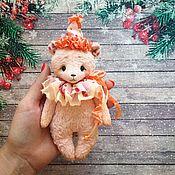 Куклы и игрушки ручной работы. Ярмарка Мастеров - ручная работа Мишка - пьеро. Handmade.