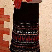 """Одежда ручной работы. Ярмарка Мастеров - ручная работа юбка  """"Шоколадная осень"""". Handmade."""