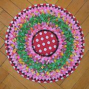 Для дома и интерьера ручной работы. Ярмарка Мастеров - ручная работа Солнце в горошек. Handmade.