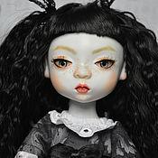 """Шарнирная кукла ручной работы. Ярмарка Мастеров - ручная работа Шарнирная кукла """"Кира №1"""". Handmade."""