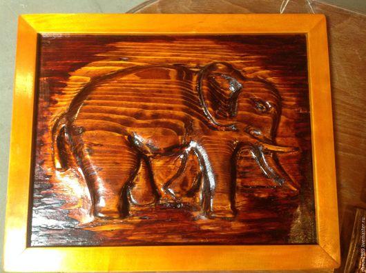Миниатюрные модели ручной работы. Ярмарка Мастеров - ручная работа. Купить Резьба по дереву. Handmade. Репродукция дерево сосна
