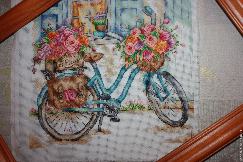 Вышивка магазин велосипедов