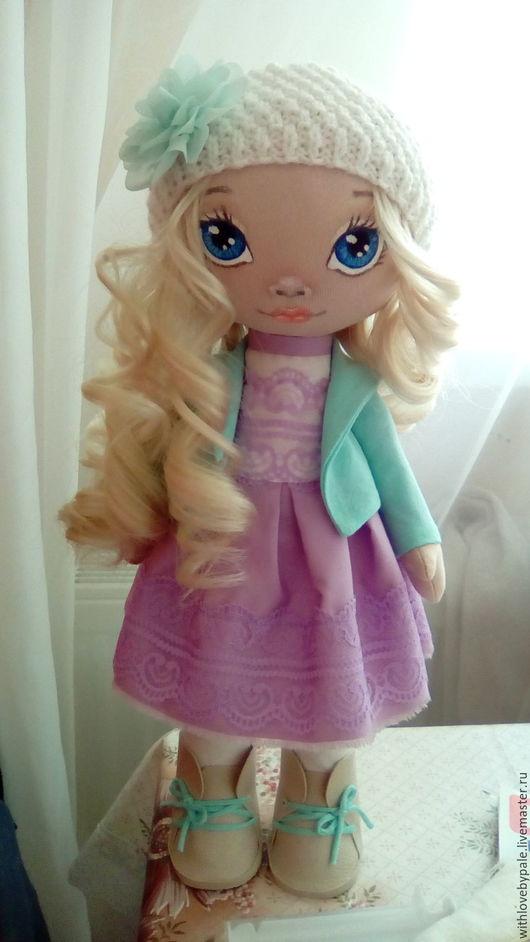 Куклы тыквоголовки ручной работы. Ярмарка Мастеров - ручная работа. Купить Портретная куколка. Handmade. Комбинированный, кукла интерьерная, подарок