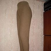 Одежда ручной работы. Ярмарка Мастеров - ручная работа Лосины БОЛЬШОГО размера. Handmade.