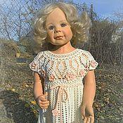 Одежда handmade. Livemaster - original item Dress Arina Symbolic price. Handmade.