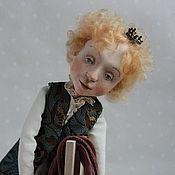 """Куклы и игрушки ручной работы. Ярмарка Мастеров - ручная работа """"Маленький принц"""" кукла будуарная. Handmade."""