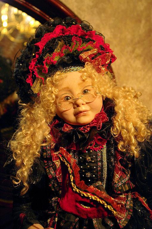 """Коллекционные куклы ручной работы. Ярмарка Мастеров - ручная работа. Купить Кукла """" Маленький паж"""". Handmade. Кукла, ливингдолл"""