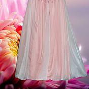 """Одежда ручной работы. Ярмарка Мастеров - ручная работа Воздушная юбка в пол """"Воздушная нежность"""". Handmade."""