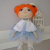 """Куклы и игрушки ручной работы. Ярмарка Мастеров - ручная работа Текстильная кукла """"Лила"""". Handmade."""