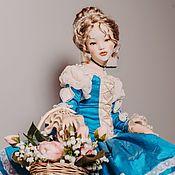 Куклы и пупсы ручной работы. Ярмарка Мастеров - ручная работа Куклы и пупсы: Цветочница Софи. Handmade.