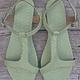 Обувь ручной работы. Заказать Сандалии из питона. Paradise Bali. Ярмарка Мастеров. Сандалии из кожи, сандалиии, босоножки из кожи