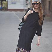 Одежда ручной работы. Ярмарка Мастеров - ручная работа Платье на кнопках (Топ Макси + Юбка Мини). Handmade.