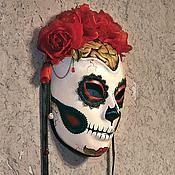 """Одежда ручной работы. Ярмарка Мастеров - ручная работа Маска """"Dia de los muertos"""". Handmade."""