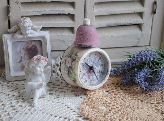 """Часы для дома ручной работы. Ярмарка Мастеров - ручная работа. Купить Часы будильник """"Сон в летнюю ночь"""". Handmade. Часы"""