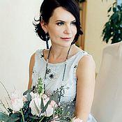 Одежда ручной работы. Ярмарка Мастеров - ручная работа Платье в стиле Ар Деко. Handmade.