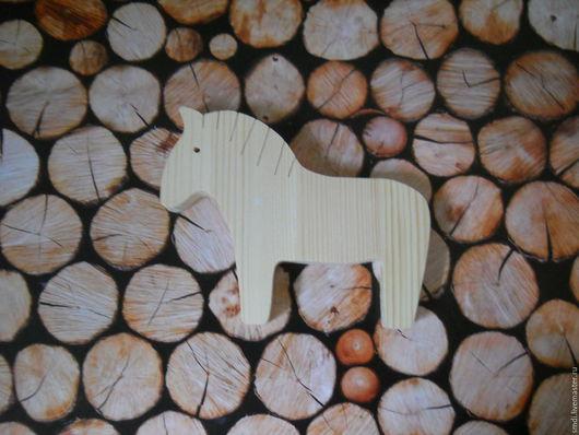 Вальдорфская игрушка ручной работы. Ярмарка Мастеров - ручная работа. Купить Лошадка, деревянная игрушка. Handmade. Бежевый, лошадка