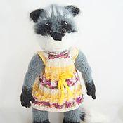 Куклы и игрушки handmade. Livemaster - original item Raccoon Lena. Handmade.