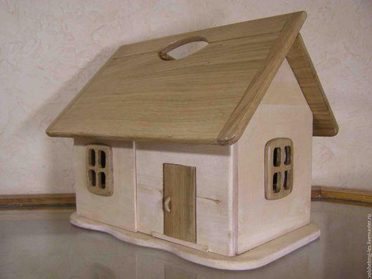 Кукольный дом ручной работы. Ярмарка Мастеров - ручная работа. Купить Кукольный домик. Handmade. Комбинированный, кукольный домик