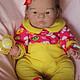Куклы-младенцы и reborn ручной работы. Заказать Малышка Лилишка. Екатерина Метлина Luckyprincess1. Ярмарка Мастеров. Реборн недорого