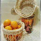 Для дома и интерьера ручной работы. Ярмарка Мастеров - ручная работа Корзинки-кашпо. Handmade.